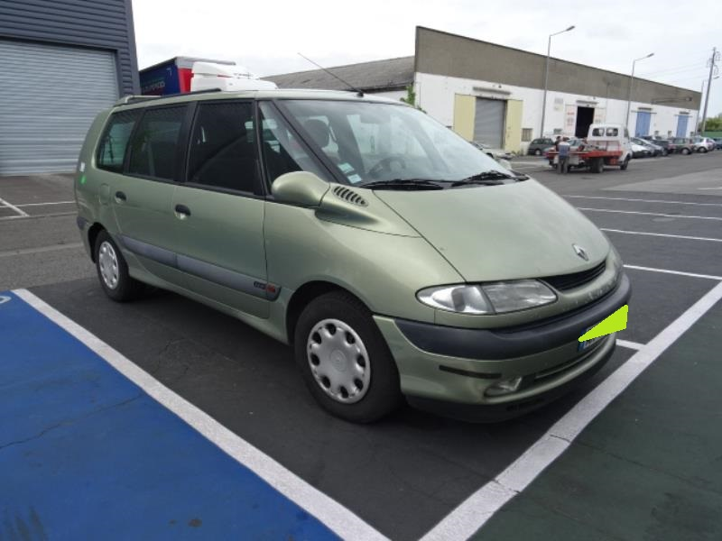 pi ces d tach es renault espace iii 2 2 dt de 1999 sud ouest autos. Black Bedroom Furniture Sets. Home Design Ideas