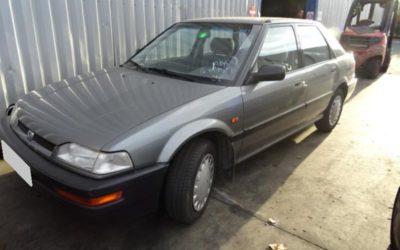 Pièces détachées HONDA CONCERTO 1.5L 90 CV essence de 1992