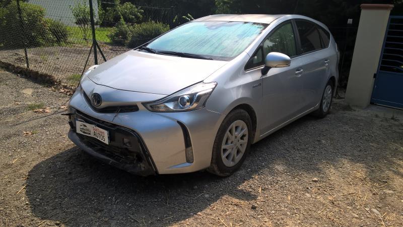 Rare : Pièces détachées pour TOYOTA PRIUS III 2018 essence/hybride