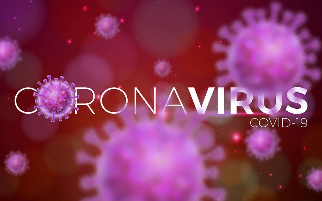 Fermeture suite au coronavirus
